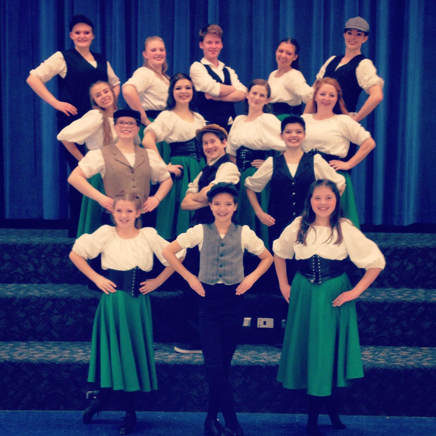 Hibernian Arts Repertory Performers